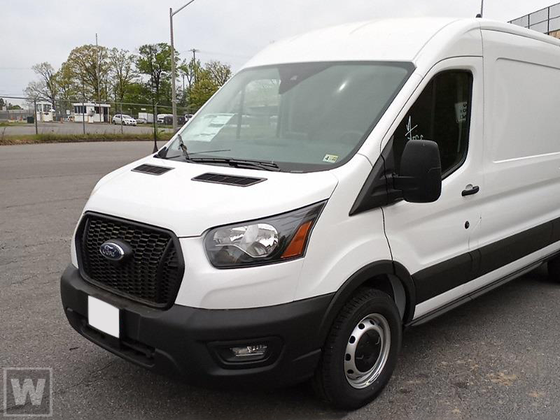2021 Ford Transit 150 Medium Roof AWD, Empty Cargo Van #00063417 - photo 1