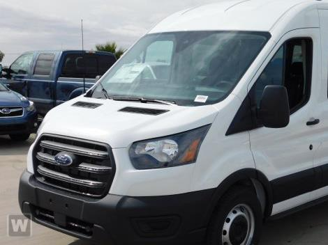 2020 Ford Transit 350 Med Roof AWD, Empty Cargo Van #B16244 - photo 1