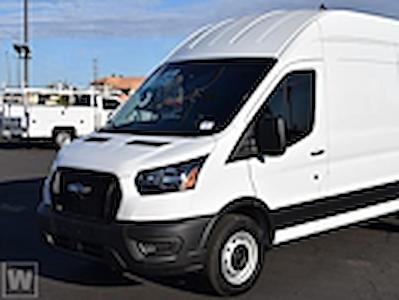 2021 Transit 350 Medium Roof AWD,  Empty Cargo Van #M587 - photo 1