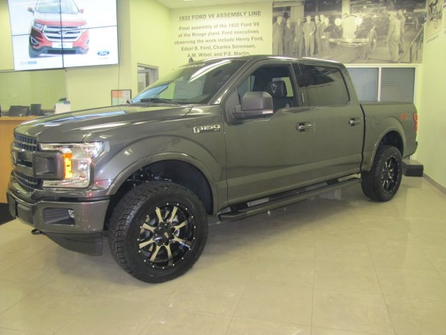 2018 F-150 SuperCrew Cab 4x4, Pickup #24581 - photo 4