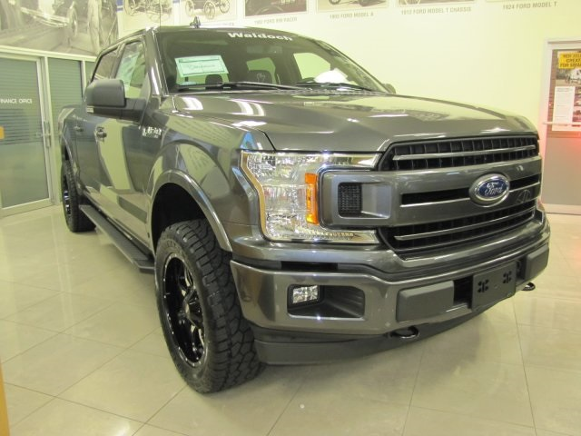 2018 F-150 SuperCrew Cab 4x4, Pickup #24581 - photo 5