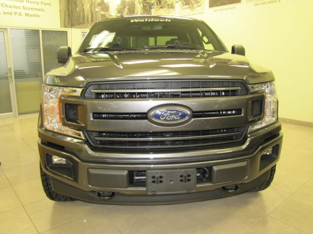 2018 F-150 SuperCrew Cab 4x4, Pickup #24581 - photo 6