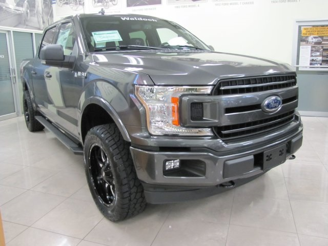 2018 F-150 SuperCrew Cab 4x4, Pickup #24581 - photo 7