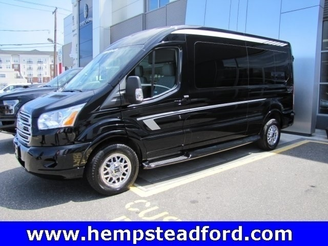 2018 Transit 250 Med Roof 4x2,  Passenger Wagon #24734 - photo 1