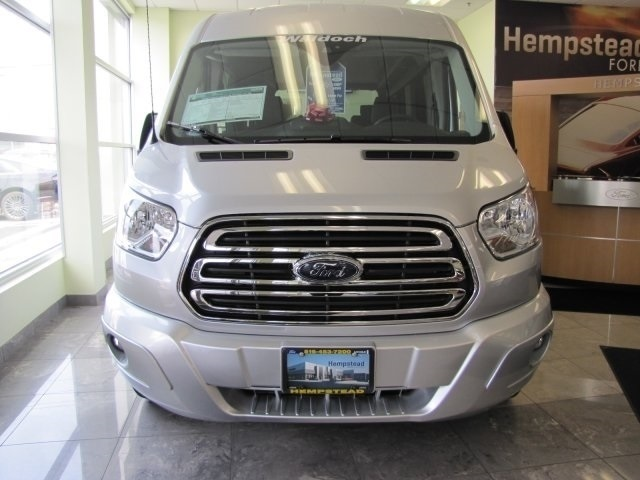 2018 Transit 250 Med Roof 4x2,  Passenger Wagon #24735 - photo 3
