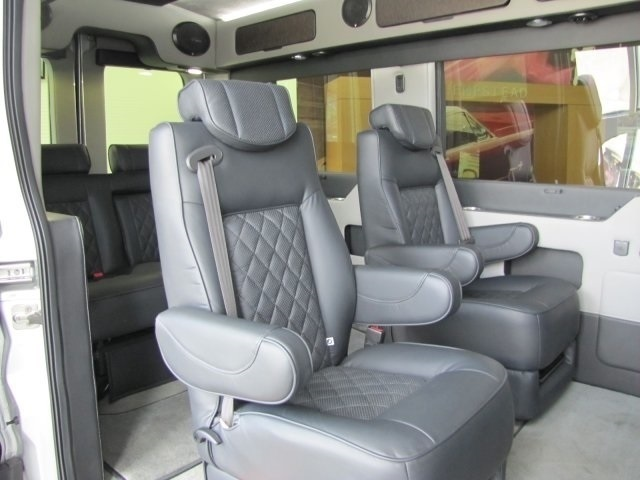2018 Transit 250 Med Roof 4x2,  Passenger Wagon #24735 - photo 6