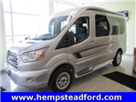 2018 Transit 250 Med Roof 4x2,  Passenger Wagon #24735 - photo 1