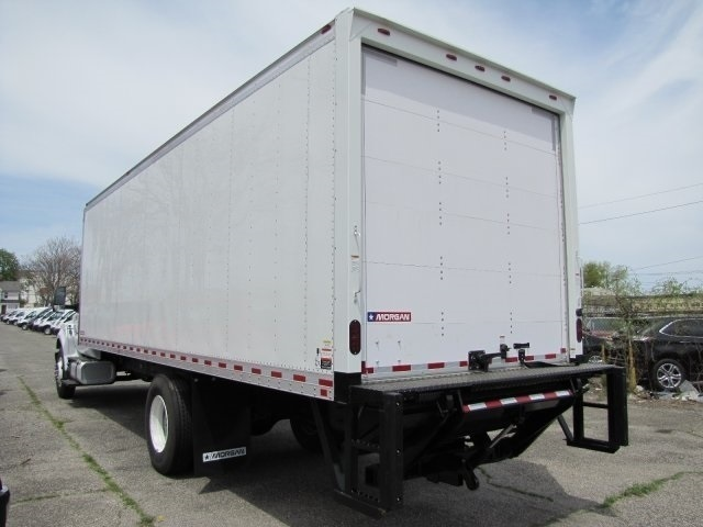 2018 F-750 Regular Cab DRW 4x2,  Morgan Dry Freight #24759 - photo 2