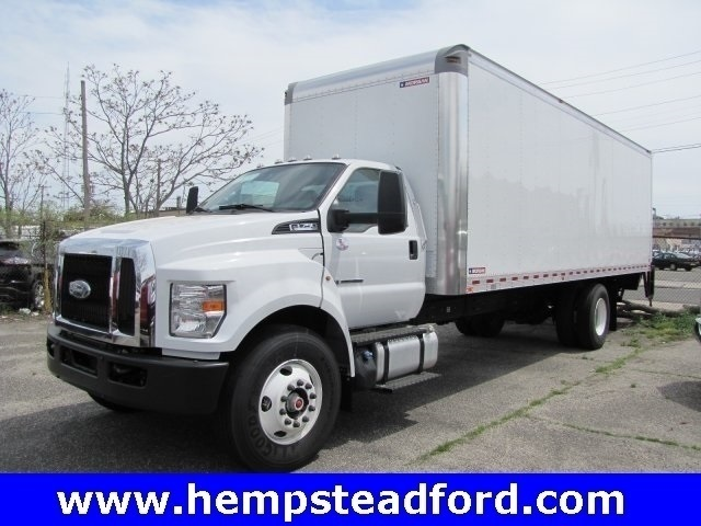 2018 Ford F-750 Regular Cab DRW 4x2, Morgan Dry Freight #24759 - photo 1