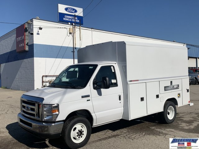 2019 Ford E-350 4x2, Reading Service Utility Van #12872 - photo 1