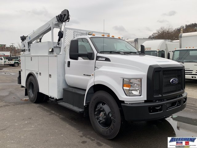 2021 Ford F-650 Regular Cab DRW 4x2, Knapheide Mechanics Body #13176 - photo 1