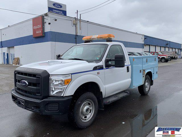 2012 Ford F-250 Regular Cab 4x4, Service Body #13196A - photo 1