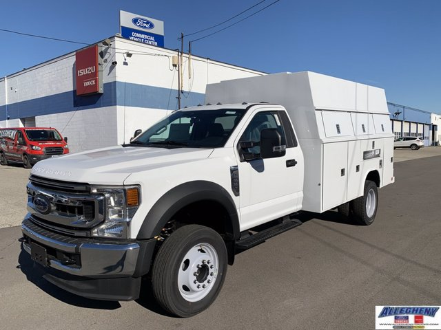 2020 Ford F-550 Regular Cab DRW 4x2, Reading Service Body #13211 - photo 1
