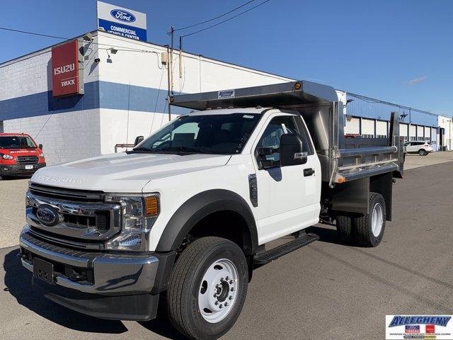 2020 Ford F-600 Regular Cab DRW 4x4, Dump Body #13246 - photo 1