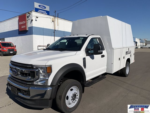 2020 Ford F-550 Regular Cab DRW 4x4, Reading Service Body #13272 - photo 1
