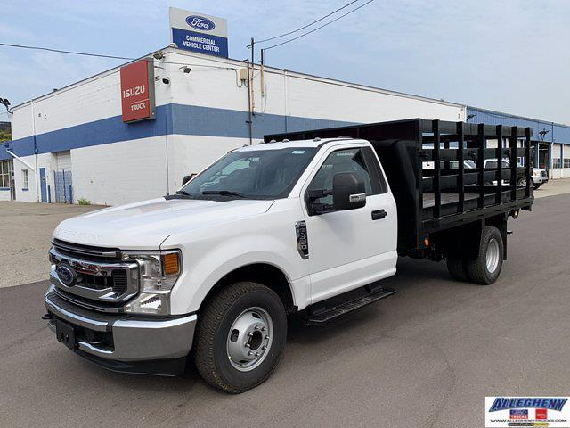 2020 Ford F-350 Regular Cab DRW 4x2, Imperial Stake Bed #13276 - photo 1