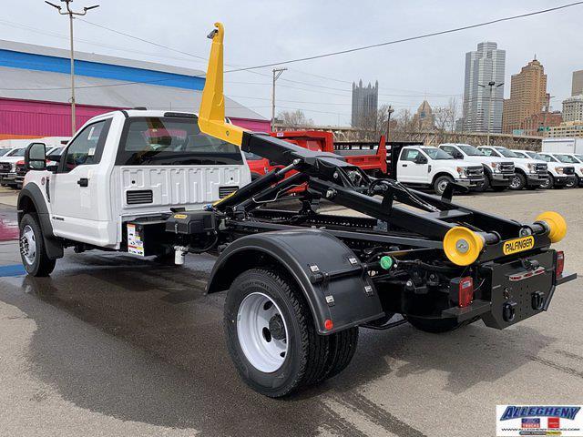 2021 Ford F-600 Regular Cab DRW 4x4, Hooklift Body #13340 - photo 1