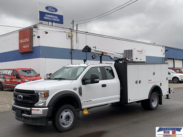 2020 Ford F-550 Super Cab DRW 4x4, Reading Mechanics Body #13379 - photo 1