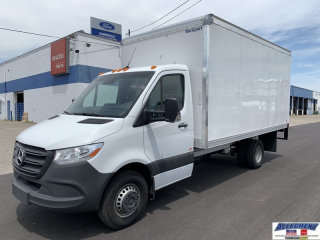 2019 Mercedes-Benz Sprinter 3500XD 4x2, Cab Chassis #4025 - photo 1