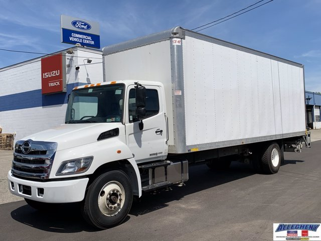 2020 Hino Truck Single Cab 4x2, Dry Freight #4057 - photo 1