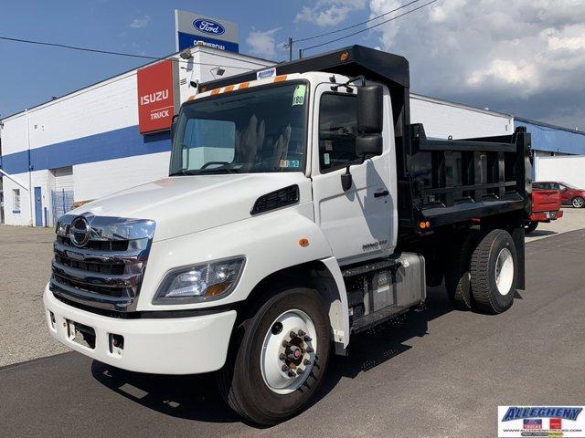 2018 Hino Truck Single Cab 4x2, Dump Body #4063 - photo 1
