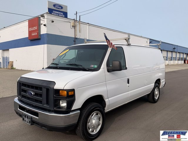 2014 Ford E-150 4x2, Empty Cargo Van #4068A - photo 1