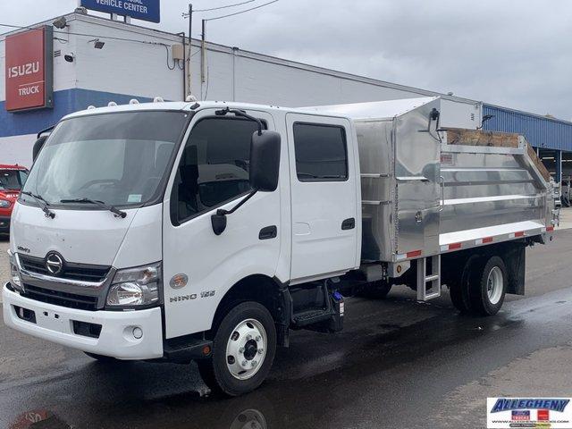 2020 Hino Truck Double Cab 4x2, Landscape Dump #4074 - photo 1