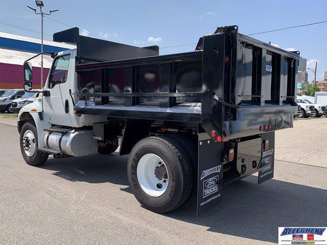2021 International MV 4x2, Dump Body #4112 - photo 1