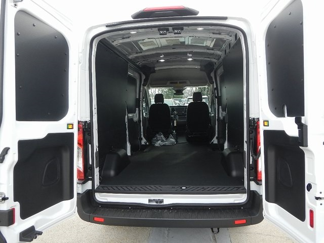 2020 Ford Transit 250 Med Roof AWD, Empty Cargo Van #00626 - photo 1
