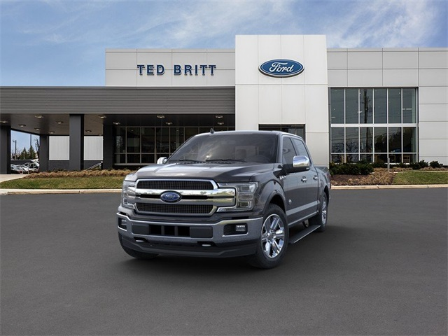 2020 Ford F-150 SuperCrew Cab 4x4, Pickup #00635 - photo 4