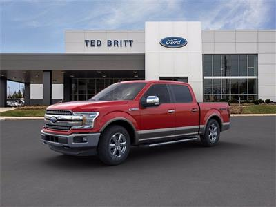 2020 Ford F-150 SuperCrew Cab 4x4, Pickup #01292 - photo 1