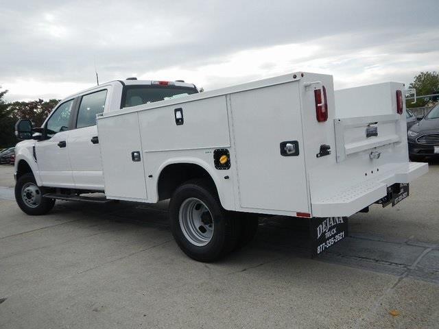2020 Ford F-350 Crew Cab DRW 4x4, Knapheide Service Body #01946 - photo 1