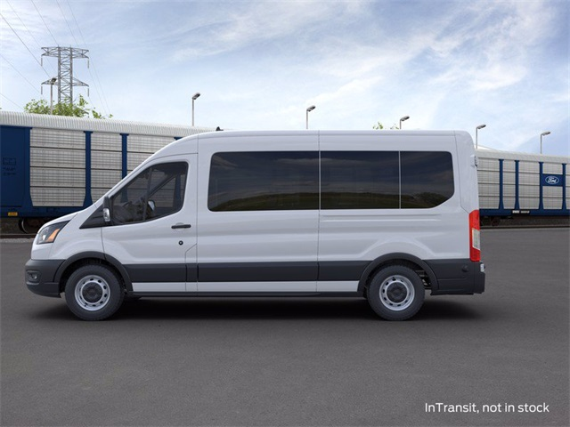 2020 Ford Transit 350 Med Roof 4x2, Passenger Wagon #02014 - photo 4