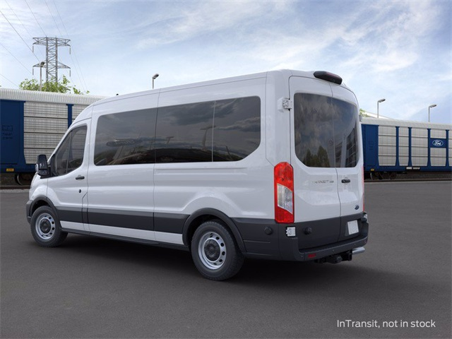 2020 Ford Transit 350 Med Roof 4x2, Passenger Wagon #02014 - photo 1