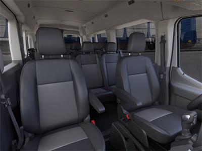 2020 Ford Transit 350 Med Roof 4x2, Passenger Wagon #02014 - photo 9