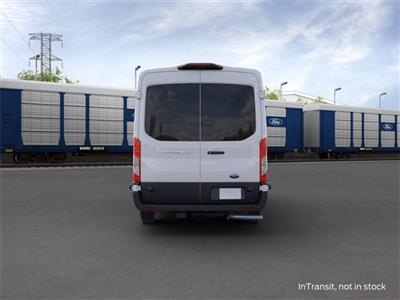 2020 Ford Transit 350 Med Roof 4x2, Passenger Wagon #02014 - photo 5