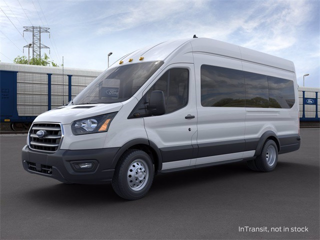 2020 Ford Transit 350 HD High Roof DRW 4x2, Passenger Wagon #02016 - photo 1