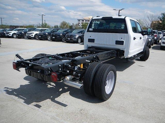 2021 Ford F-450 Crew Cab DRW 4x4, Cab Chassis #10509 - photo 1