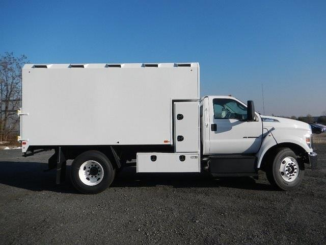 2019 Ford F-650 Regular Cab DRW 4x2, PJ's Chipper Body #92077 - photo 1