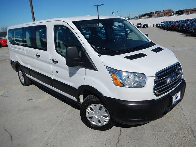 2019 Ford Transit 350 Low Roof 4x2, Passenger Wagon #P21931 - photo 1