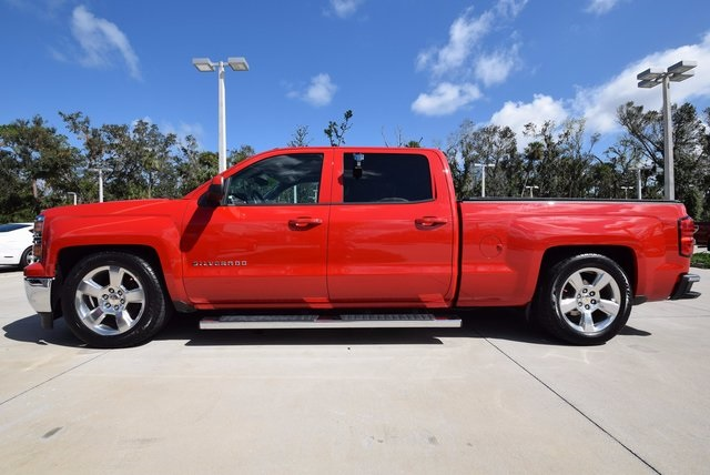 2014 Silverado 1500 Crew Cab Pickup #103501C - photo 4