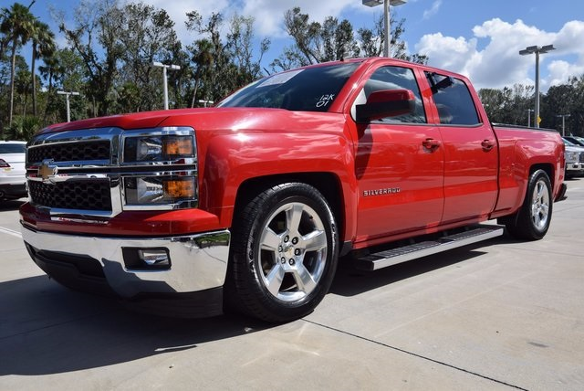 2014 Silverado 1500 Crew Cab Pickup #103501C - photo 5