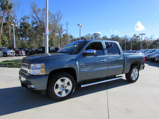 2011 Silverado 1500 Crew Cab, Pickup #124260 - photo 20