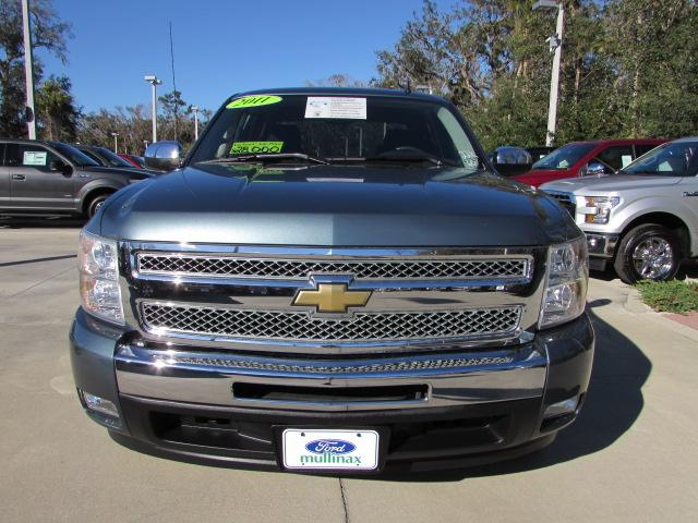 2011 Silverado 1500 Crew Cab, Pickup #124260 - photo 3