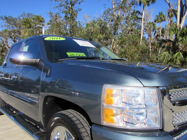 2011 Silverado 1500 Crew Cab, Pickup #124260 - photo 5