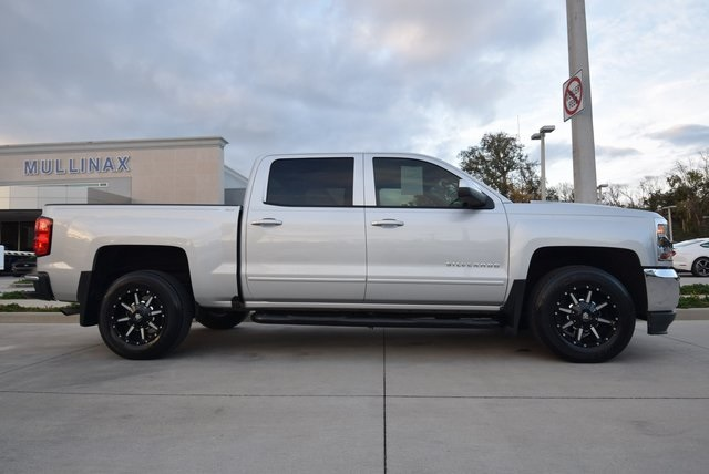 2017 Silverado 1500 Crew Cab, Pickup #144758 - photo 9