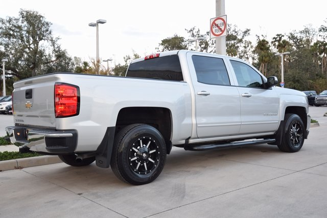 2017 Silverado 1500 Crew Cab, Pickup #144758 - photo 4