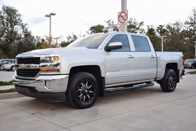 2017 Silverado 1500 Crew Cab, Pickup #144758 - photo 40