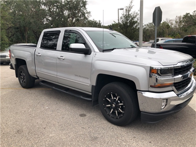 2017 Silverado 1500 Crew Cab, Pickup #144758 - photo 3