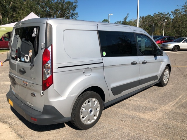 2014 Transit Connect Cargo Van #151687 - photo 4